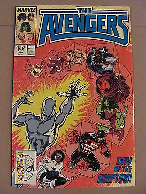 Avengers #290 Marvel Comics 1963 Series 9.2 Near Mint-