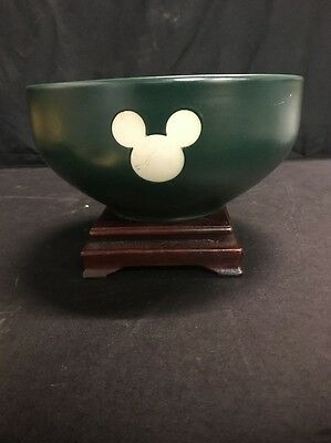 Large Disney Ceramic Bowl/ Mickey Mouse 30""