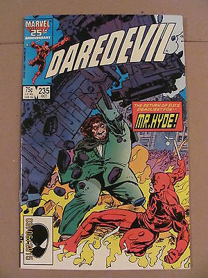 Daredevil #235 Marvel Comics NETFLIX