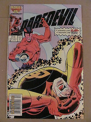 Daredevil #237 Marvel Comics NETFLIX Newsstand Edition