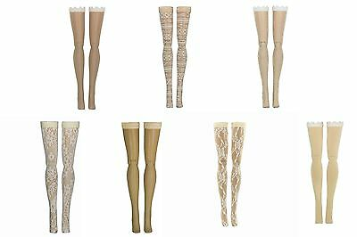 """12"""" Tonner Child Dolls - Beige Doll Stockings - Marley Agnes Dreary"""
