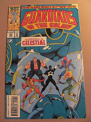 Guardians of the Galaxy #49 Marvel 1990's Series