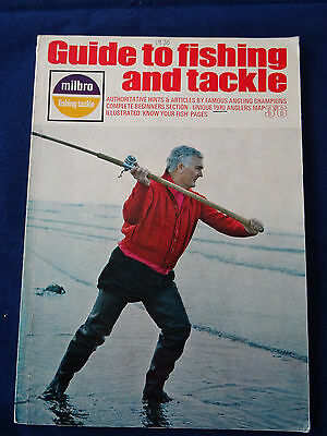 Vintage Milbro Fishing Catalogue For 1970 Inc. Mitchell + Daiwa Reel Ads.