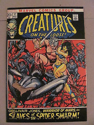 Creatures on the Loose #17 Marvel Comics
