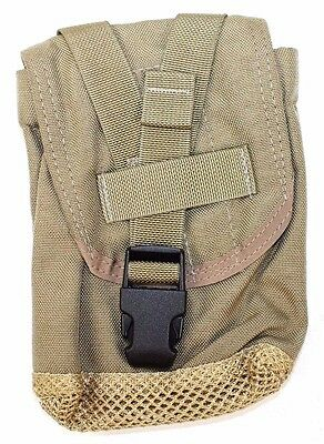 Eagle Allied Industries DGLCS Canteen Nalgene Pouch PINKY TAN MBSS LBT MLCS RRV