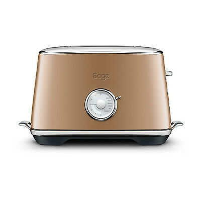 Sage By Heston Blumenthal The Toast Select Luxe Burnt Caramel Toaster