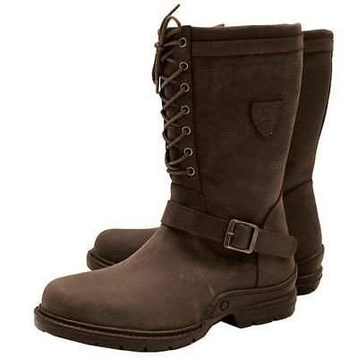 Horseware Ireland Long Leather Waterproof Breathable Horse Riding Country Boot