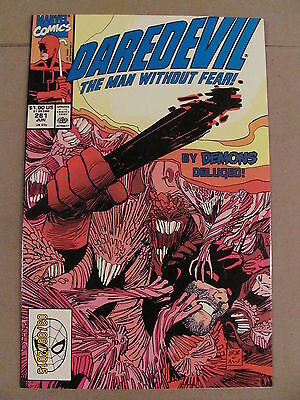 Daredevil #281 Marvel Comics 1964 Series NETFLIX 9.2 Near Mint-