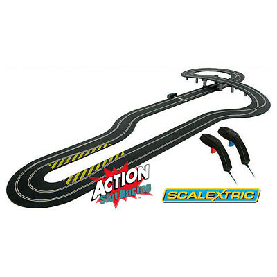 Scalextric Sport 1:32 Track Set - Figure-Of-Eight Layout & Hairpin
