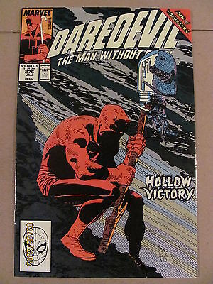Daredevil #276 Marvel Comics NETFLIX Ultron app Acts of Vengeance