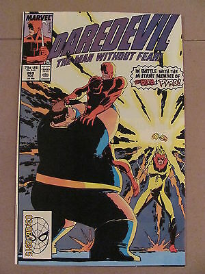 Daredevil #269 Marvel Comics NETFLIX 9.2 Near Mint-