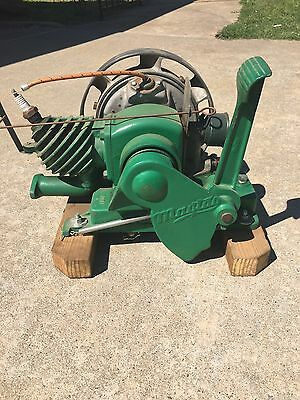 Great Running RESTORED 1929 Maytag Model 31 Gas Engine Motor Hit & Miss Antique