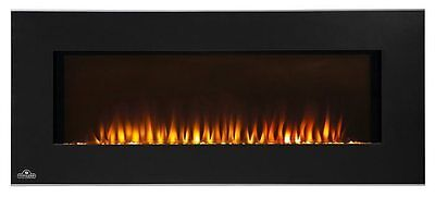 New Napoleon EFL42H Linear Wall Mount Electric Fireplace, 42-Inch