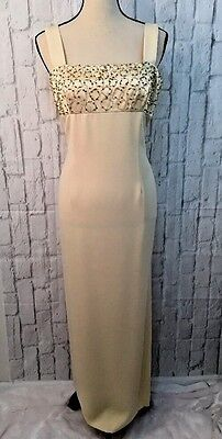 NAH NAH COLLECTION Evening Dress and Jacket Mother of the Bride Women's SIZE 12P