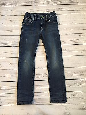 Gap Kids Girls Skinny Fit Denim Jeans Size 7