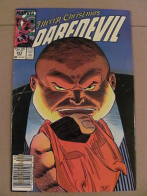 Daredevil #253 Marvel Comics NETFLIX Newsstand Edition