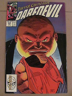 Daredevil #253 Marvel Comics NETFLIX