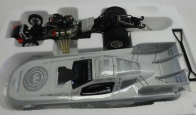 1/24 2011 ROBERT HIGHT Force Racing Mustang Funny Car 1 of 228 ICE by ACTION