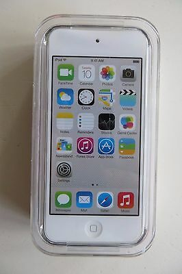Apple iPod 16GB Touch 5 MGG52NF/A WHITE MODEL A1421