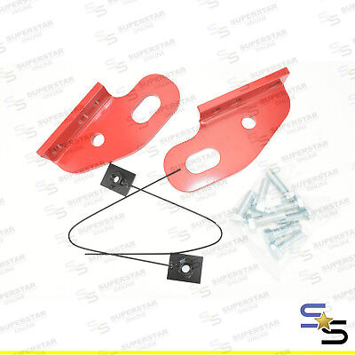 Pair of Nissan Patrol GU Series 2,3,4,5 Heavy Duty Recovery Tow Points