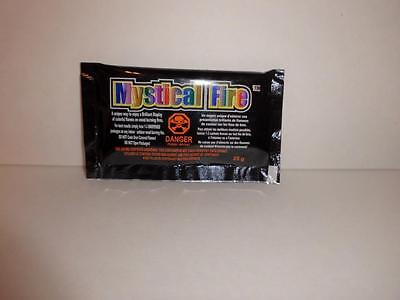 50 Pack Mystical Fire- Changes the color of fire campfire fireplace Color Flame