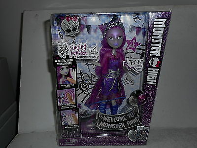Monster High Singing Popstar Ari Hauntington - New in Box