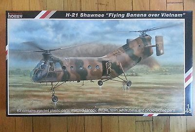 Special Hobby 1/48 Piasecki H-21 Shawnee US Army Vietnam