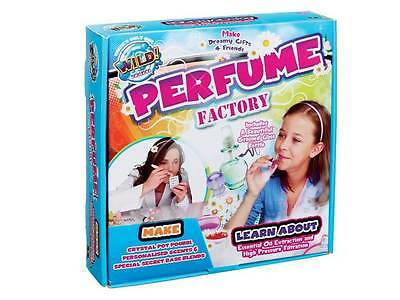 Brand New Wild Science Perfume Factory Kit Large Educational perfect gift!
