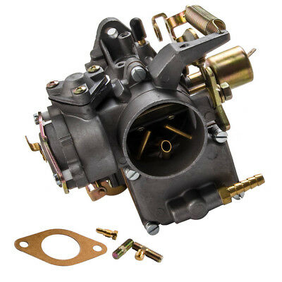 NEW 34 PICT-3 CARBURETOR WITH Gasket 12V ELECTRIC FOR VW BEETLE 113129031K