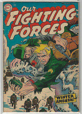 Our Fighting Forces # 3