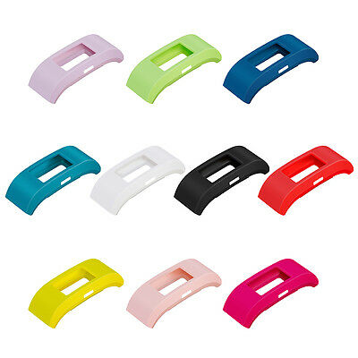 Silicone Sleeve Case Protector Screen Band Cover Designer For Fitbit Charge 2