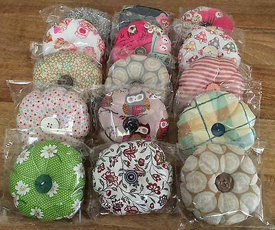 WRIST PIN CUSHION LARGE Lots of Exclusive Designs QUALITY