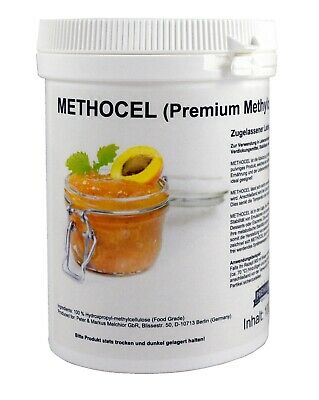 METHOCEL 100g HPMC Hydrox Propyl Methyl Cellulose / Diät / E464 vegan