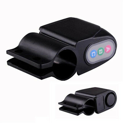 Cycling Vibration Bike Random Color Code Moped Lock Bicycle Alarm Sound Security