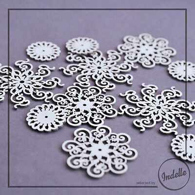 Chipboard Shapes Card Making Embellishments Papercraft Scrapbooking 11 Elements