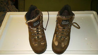 Prologic Max5 CAMO TREK waterproof winter boots SIZE 9/44