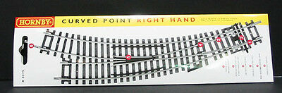 Hornby R8075 Right Hand Curved Point - Aust Warranty