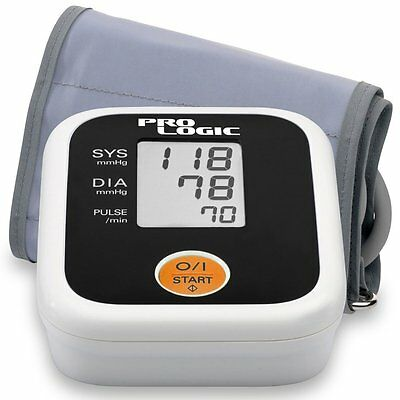 Omron Pro Logic Automatic Upper Arm Digital Blood Pressure Monitor PL100
