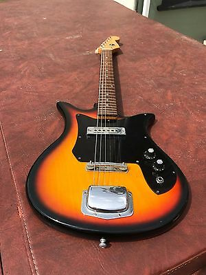 Vintage, Collector's Kay Electric Guitar. Right Handed.