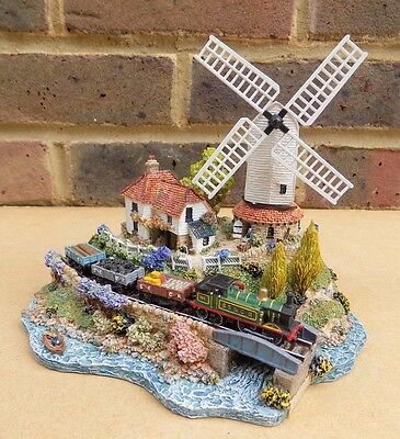 DANBURY MINT Country Lines Collection Sculpture - The Windmill Line