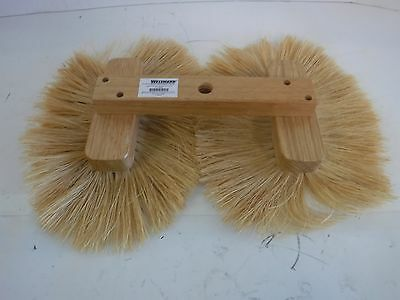 NEW 13P492 Texture Brush, Dbl Crowfoot, 18-5/8x13-7/8 (B)