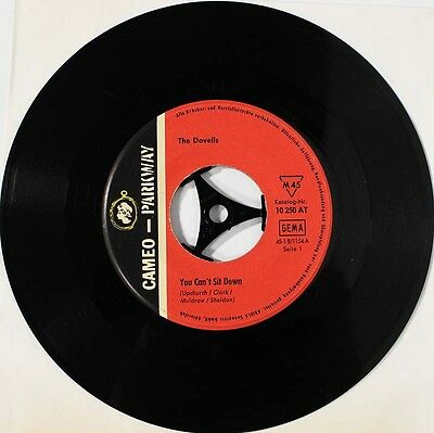 "* The Dovells - You Can't Sit Down / Wildwood Days / rare Single 7"" 1963 Mono *"