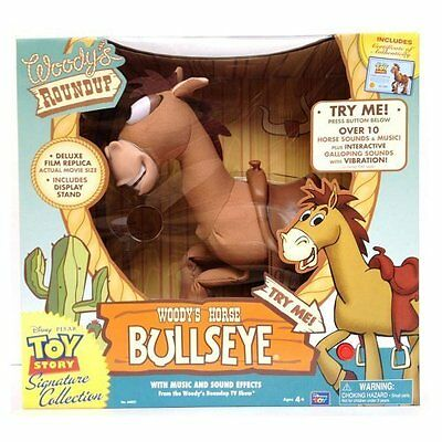 Official Toy Story Signature Collection Bullseye Doll-Free & Fast Delivery