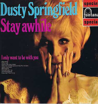 Dusty Springfield – Stay Awhile – SFL 13189 – LP Vinyl Record
