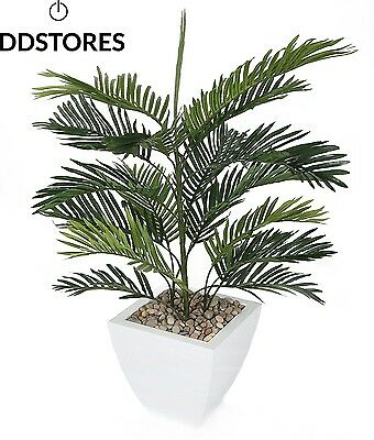 Closer To Nature P082W Palmier Areca artificiel de 90 cm