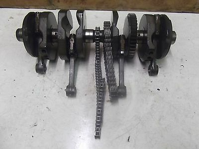 Yamaha Fzr1000 Fzr 1000 Exup 3Gm Engine Crank Crankshaft And Con Rods