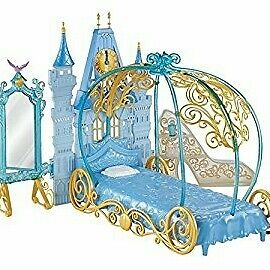 Disney ,princess ,cinderella, bedroom , TV character, girls toys, role play