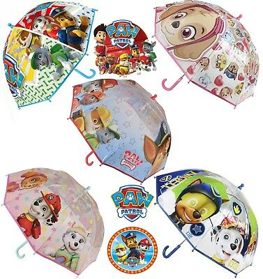 Paw Patrol Umbrella. Licensed Original Product.Safe in use for children UK stock
