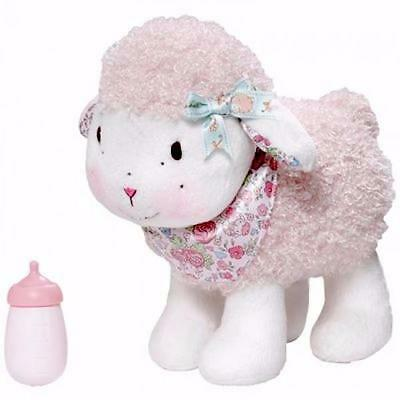 Baby Annabell Walking Little Lamb Interactive Pet Doll Sound and Wiggling Ears