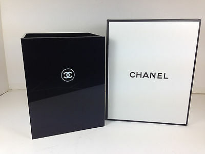 Chanel VIP Gift Trash Bin/Vase Cosmetic Make Up Holder New With Box